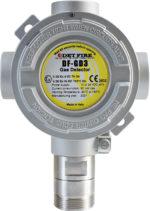 Rivelatore Gas Industriale Det Fire DF-GD3