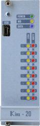 DF-KIRA-20-STD Modulo 8 canali 4÷20mA