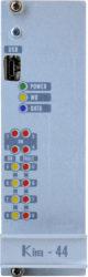 DF-KIRA-44-STD Modulo 4 uscite controllate + 4 uscite S.P.D.T